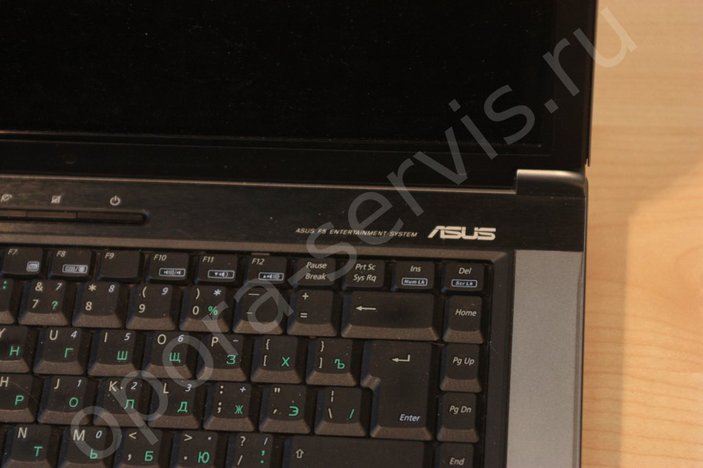 Asus X80l Инструкция Разборке - фото 8
